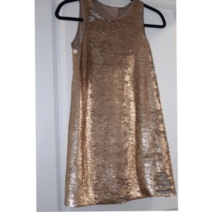 Gold Sequin Dress from Pippa & Julie